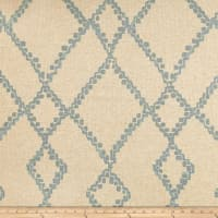 Lacefield Designs Medina Swedish Blue Basketweave