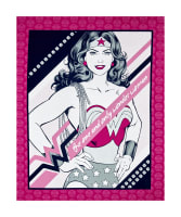 "DC Comics Wonder Woman 36"" Panel Multi"