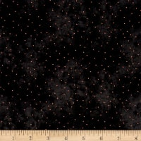 Maywood Studio Halloweenie Robin Itty Bitty Dots Black/Orange