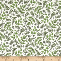 Maywood Studio Roam Sweet Home Mini Greenery White