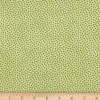 Maywood Studio Roam Sweet Home Tiny Dots Soft Green