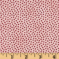 Maywood Studio Roam Sweet Home Tiny Dots Soft Red