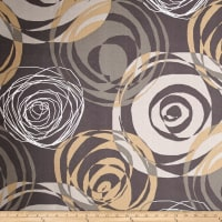 Magnolia Home Fashions Right On Pewter