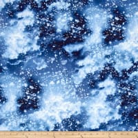 Kanvas Heaven Sent Starry Heavens Blue