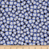 Butterfly Fandango Metallic Flower Fancy Periwinkle