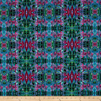 Kismet Liquid Lace Blue/Multi