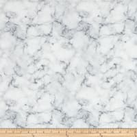 Mixology Luxe Digital Printed Marbled White