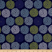 The Dog Gone It Collection Burst Dark Blue