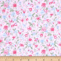 Flannel Sherry Pink