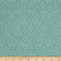 Freshly Picked Damask Teal