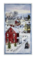 "After The Snow Large 24"" Panel Multi"