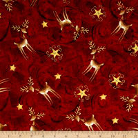 Santa's Big Night Reindeer Toss Red