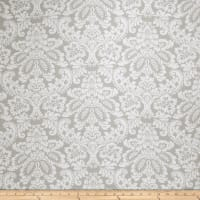 Fabricut Aloe Damask Pewter