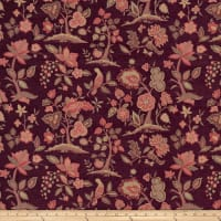 Fabricut Anouck Chenille Plum