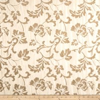 Fabricut Anticipated Chenille Cream