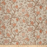 French General Antoinette Linen Blend Sienna