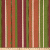 Fabricut Backgammon Maroon