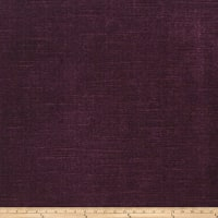 Fabricut Bellagio Velvet Mulberry
