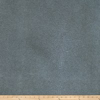 Fabricut Canberra Faux Leather Slate