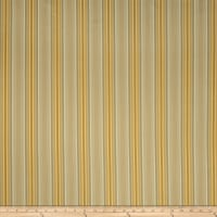 Fabricut Demi Stripe Jacquard Honey Gold