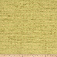 Fabricut Exeter Chenille Limeade