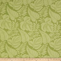 Fabricut Bella Dura Fern Flower Lime
