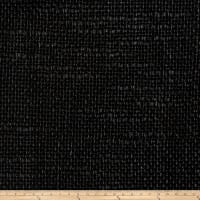 Fabricut Ferrous Faux Leather Onyx