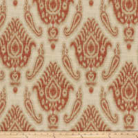Fabricut Outlet Love Me Ikat Tabasco