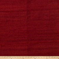 Fabricut Luxury Dupioni Silk Bordeaux