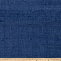 Fabricut Luxury Dupioni Silk Denim