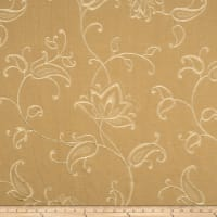 Fabricut Maple Lake Linen Blend Camel