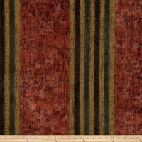 Fabricut Moondance Stripe Chenille Copper Coin