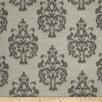 Fabricut Outlet Nebbiolo Faux Silk Smoke