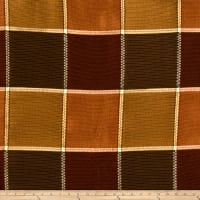 Fabricut Pratt Faux Silk Redwood