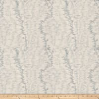 French General Provincial Moire Linen Blend Chambray