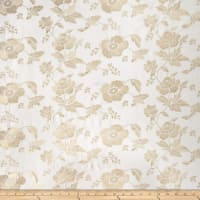 Fabricut Outlet Ruffino Faux Silk Parchment