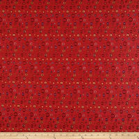 Fabricut Seltzer Ruby Splash