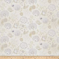 Fabricut Sleeping Beauty Soft Grey
