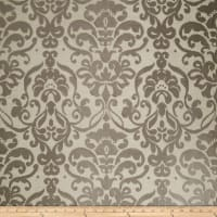 Fabricut Totti Damask Faux Silk Heather