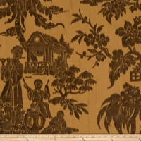 Trend 1639 Chenille Butterscotch
