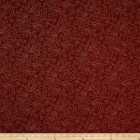Trend 1707 Faux Silk Cranberry