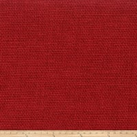 Jaclyn Smith 01838 Linen Blend Scarlet