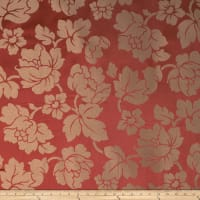 Jaclyn Smith 1860 Jacquard Crimson