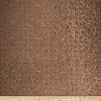 Trend 2307 Faux Silk Chocolate