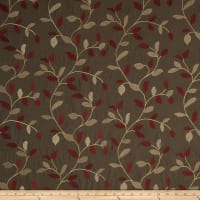 Trend 2524 Faux Silk Redwood