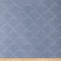 Trend 2666 Faux Silk Blue