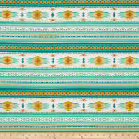 Tuscon Stripe Mint