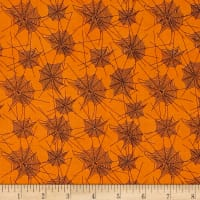 Penny Rose Trick or Treat Webs Orange
