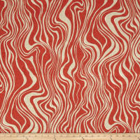 Swavelle Indoor/Outdoor Guzzo Autumn Red