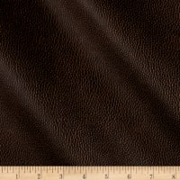 Richloom Tough Faux Leather Bryant Chestnut
